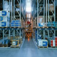 Lagring och logistik